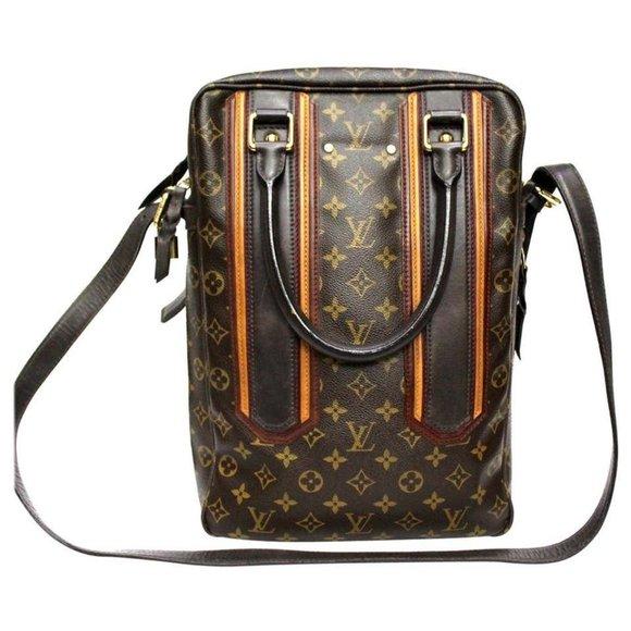 Louis Vuitton Limited Edition  Bequia Porte docume